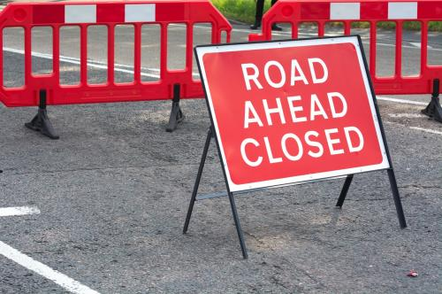 Emergency Road Closure - Abbey Fields Whalley